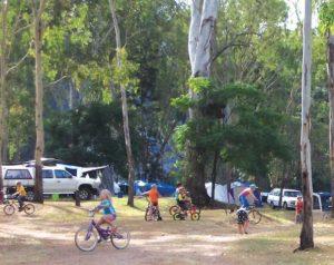 camping in brisbane