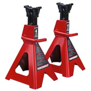 How to use a jack stand safely?