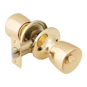 The best type of door knob for your bathroom