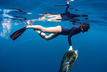 Why you need quality equipment for spearfishing